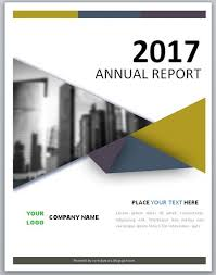 contoh cover laporan fr annual reports pany profile and brochures