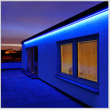 Led Light Strips For Room Beauteous 32M 32v Blue LED Light Strips 33228 SMD 32 Leds Waterproof Flexible