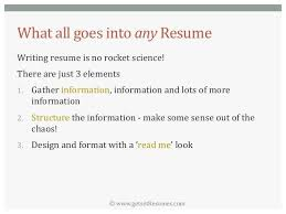 69 Admirable Models Of What Goes On A Resume Best Of