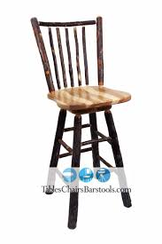 marvelous amish built rustic hickory wood restaurant barls at lowes extra tall reclaimed