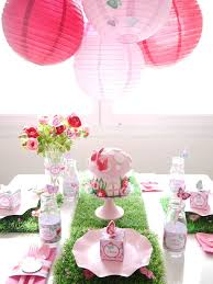 Fairy Birthday Party Decorations Fairy Themed Birthday Party Popsugar Moms