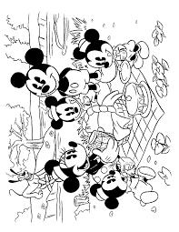 Kleurplaten En Zo Kleurplaten Van Mickey Mouse