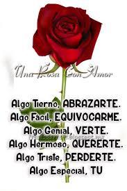 Una Rosa Con Amor | Facebook