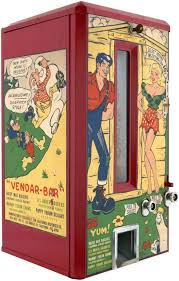 Ziggy The Talking Clown Vending Machine Beauteous Li'l Abner VendarBar Vending Machine 48 Vending Pinterest