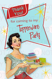 Tupperware Party Invitations Tupperware Party Invitations