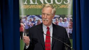 Profile: Maine Sen.-elect Angus King