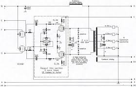 champ cba 500 bass guitar amp schematic diagram c power amp drive