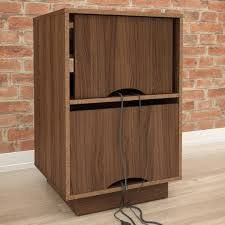 nexera furniture website. Nexera 105240 Sequence 1-Drawer Audio Cabinet, Walnut And White: Amazon.ca: Home \u0026 Kitchen Furniture Website E