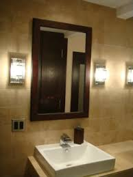 best bathroom mirror lighting. Best Placement Bathroom Mirror Light Fixtures Rectangular Portrait Position Wooden Framed Lighting Wall Mounted