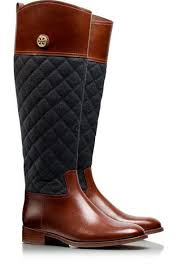 quilted riding boots by tory burch #fallfashion #fashion ... & quilted riding boots by tory burch #fallfashion #fashion #womensfashion  #fashionfinds #harvest #ridingboots | Fall Fashion | Pinterest | Clothes,  Shoe boot ... Adamdwight.com
