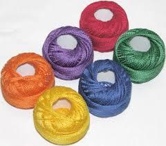 Finca Perle Cotton Color Chart Presencia Finca Perle Cotton Size 12 2 Ply