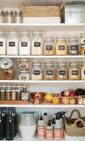 how to organize your kitchen pantry - tips and storage ideas