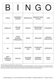 Happy 80th Birthday Bingo Cards To Download Print And