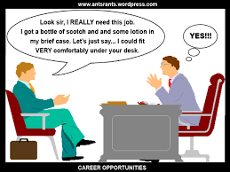 top ten tips for a successful job interview ant s rants today s