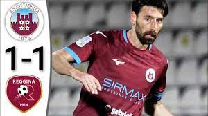 Cittadella vs Reggina 1-1 Highlights & Goals 2021 - YouTube