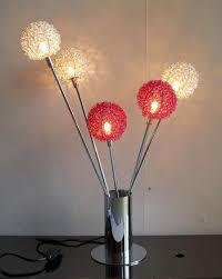 removable flower light