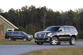 Cadillac Escalade ESV Premium 4WD Review