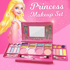 super deal limited offer princess makeup set for kids cosmetic