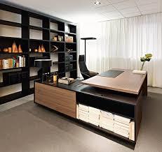 Shaped office desk Bestar Foter Modern Shaped Office Desk Ideas On Foter