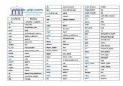 Latin Roots Chart Greek And Latin Roots In The English Language Esl