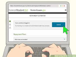 How To Pay Off Student Loans With Pictures Wikihow