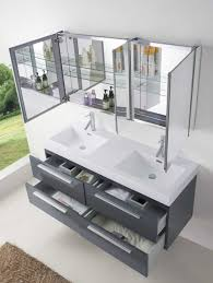 grey double vanity. Plain Double Bathroom Vanity Set  Throughout Grey Double