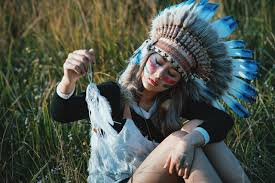 Asian Dream Catcher Photo Indians Beautiful War bonnet Girls Asian Dreamcatcher 66