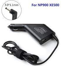 Araba şarjı 19 V 2.1A 40 W Araç Adaptörü Için Laptop şarj Cihazı Samsung  Dizüstü NP900 XE500 Kategori Laptop Adaptörü