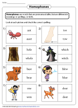 Check out our printable worksheets for preschool below. English Language Arts Worksheets