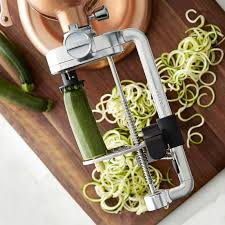 kitchenaid spiralizer attachment. pin it kitchenaid spiralizer attachment