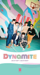 BTS Dynamite Wallpapers - Top Free BTS ...