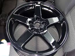 powdercoating wheels