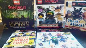 Introducing Word Wednesdays With DK's 'The LEGO Ninjago Movie' Books -  GeekDad