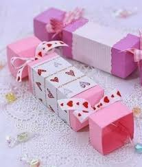 diy candy gift box
