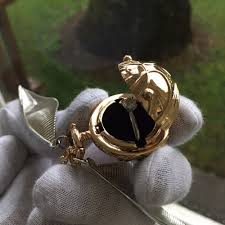 Freeman Design Golden Snitch Harry Potter Snitch Proposal Popsugar Love Sex