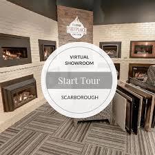 classic fireplace scarborough virtual showroom tour
