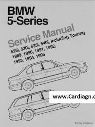 bmw e34 wiring diagram pdf bmw image wiring diagram bmw 5 series e34 1989 1995 service manual by robert bentley on bmw e34 wiring diagram