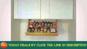 Under Cabinet Shelf Kitchen See Ultimate Kitchen Storage Under Cabinet Spice Rack Excellence