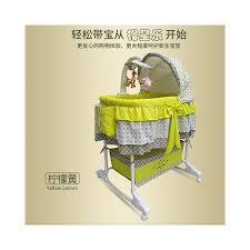 Musical Baby Cradle Cot Infant Nets European Portable Bb Vibrating Crib Bed Newborn Baby Bouncer Sleeping Basket Newborn Cradle