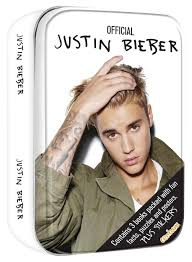 Small Picture Justin Bieber Tin of Books Amazoncouk Centum Books