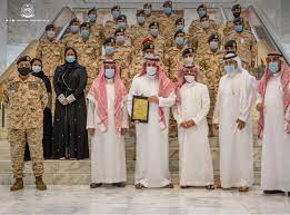 اخبار السعوديه مكتب وزير الحرس الوطني يحصل على شهادة الأيزو