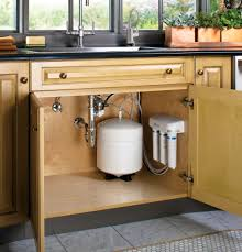 comfortable under counter water filters also in sink water filter