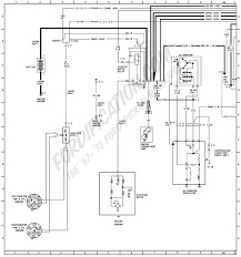 ford truck wiring diagram 1972 ford truck wiring diagrams fordification com 1 or 2