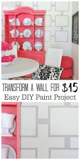 Coral Painted Rooms 64 Best Wall Treatment Ideas Images On Pinterest Farmhouse Style