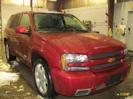 2009 Red Jewel Chevrolet TrailBlazer SS AWD #40880040   GTCarLot ...