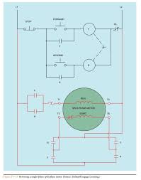 forward re verse control developing a wiring diagram and reversing single phase reversing motor wiring diagrams at Reversing A Single Phase Motor Wiring Diagram