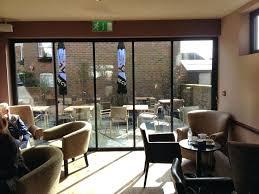 retractable glass doors bi folding doors slide turn patio doors glass doors retractable glass room dividers