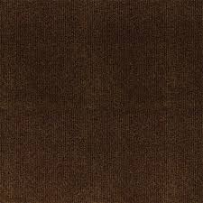 carpet tile texture. TrafficMASTER Walnut Ribbed Texture 18 In. X Carpet Tile (16 Tiles/Case)-7PD4N2616PK - The Home Depot