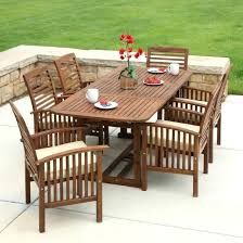 round wood outdoor table solid wood outdoor table black garden furniture patio set with umbrella garden round wood outdoor table