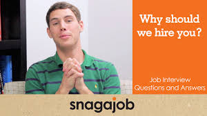 job interview questions and answers part why should we hire job interview questions and answers part 6 why should we hire you